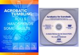 Acrobat's Bundle: Acrobatic Tumbling DVD and Acrobatics for Everybody DVD
