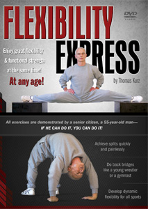 Flexibility Express: Flexibility and Functional Strength in No Time