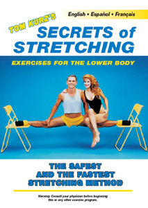 Secrets of Stretching: Exercises for the Lower Body